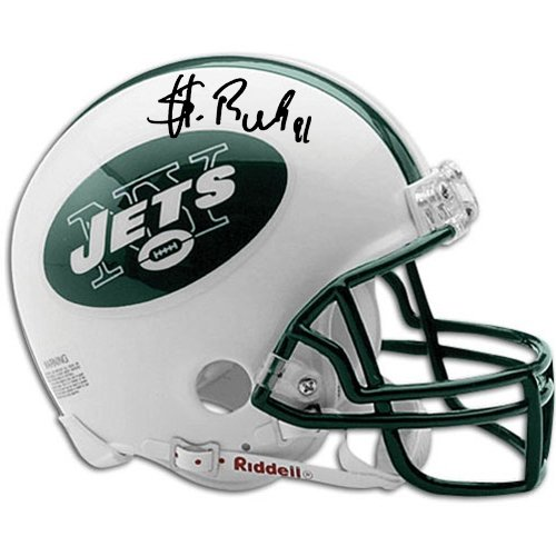 NFL New York Jets Sheldon Richardson Signed Mini Helmet by Steiner Sports