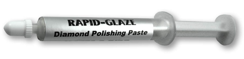 Yates-Motloid 69302 Rapid Glaze Diamond Polishing Paste, 2 Gram
