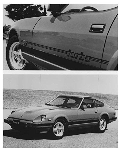 1983 Datsun 280ZX Turbo Automobile Photo Poster