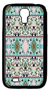 Abstract Pattern - Mixed Media Patterns Samsung Galaxy Case Fits Samsung Galaxy S4 I9500 hjbrhga1544