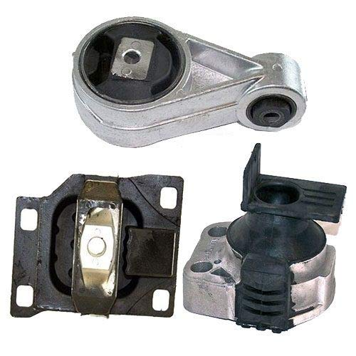 K0169 Fits 2005-2007 FORD FOCUS 2.0L Engine & Trans Mount Set for Auto Transmission 3 PCS : A5312, A2939, A2986 (Mounts Motor Ford)