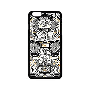 Tokyo stubborn sideburn personalized high quality cell phone case for Iphone 6