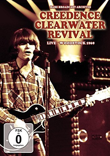 Creedence Clearwater -Revival Woodstock [DVD] ()