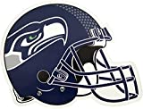 NFL Seattle Seahawks Outdoor Small Helmet Graphic Decal