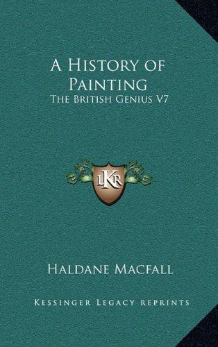 Download A History of Painting: The British Genius V7 pdf epub