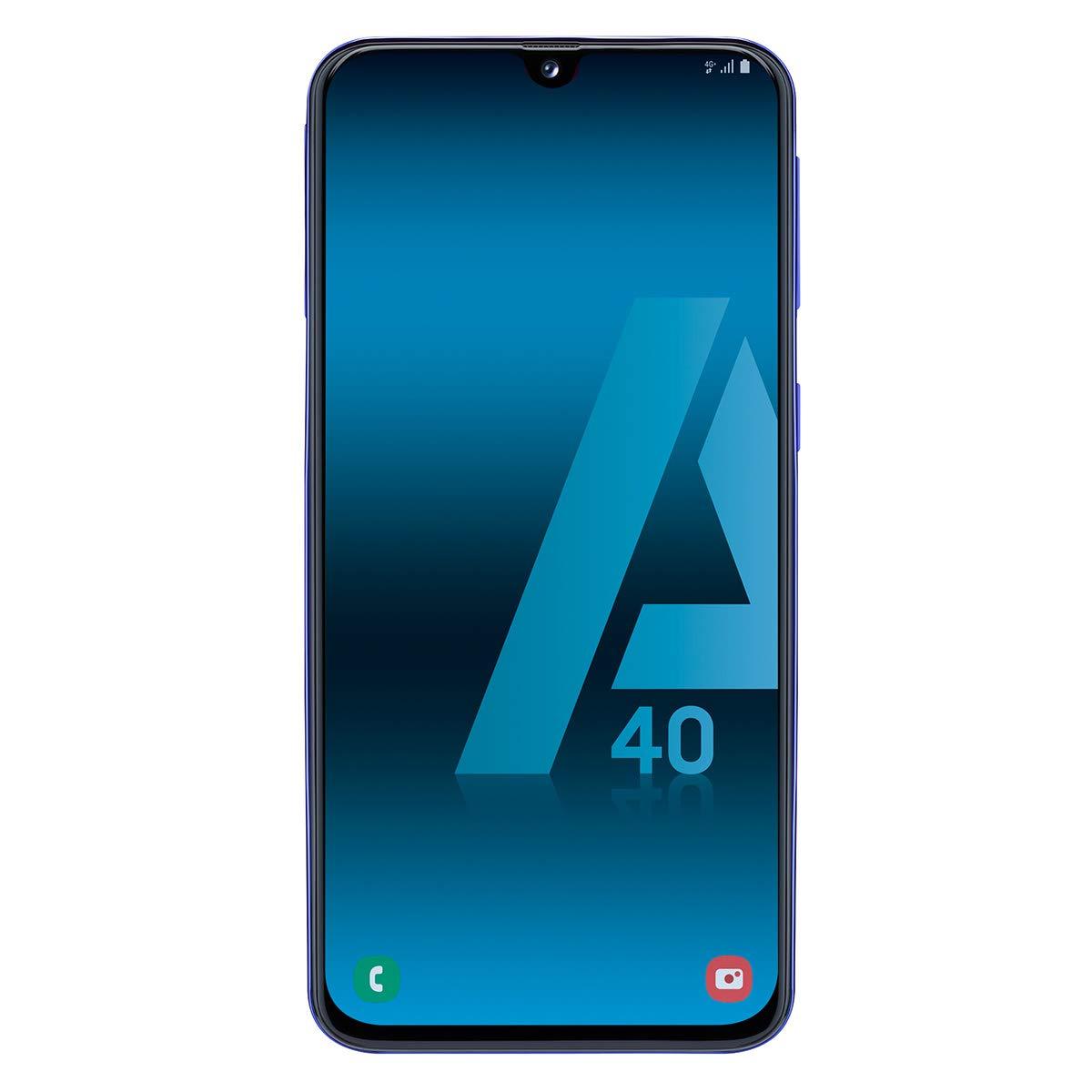 Samsung Galaxy A40 64GB - Los mejores móviles por menos de 200 euros
