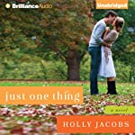 Just One Thing | Holly Jacobs