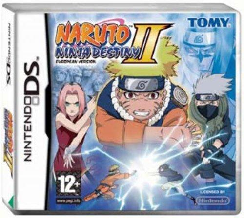 Naruto: Ninja Destiny 2 (Nintendo DS) by Nintendo: Amazon.es ...