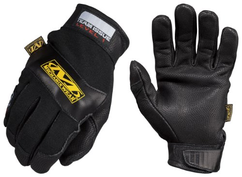 Mechanix Wear - Fire Resistant CarbonX Level 1 Gloves (Large, Black) ()