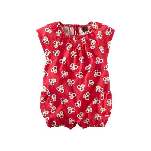 Tea Collection Baby-girls Infant Dyed Dots Romper