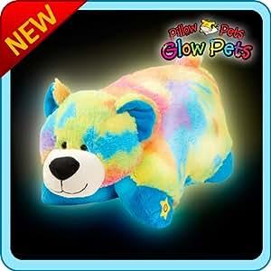 Amazon.com: Pillow Pets Glow Pet- Bear 12