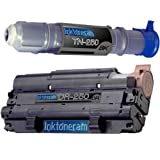 (1 Drum + 1 Toner) New Remanufactured Brother TN250 DR250 Toner Cartridges and Drum for Brother DR-250 TN-250 Set, Office Central