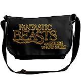 Amurder Personalized Fantastic Beasts And Where To Find Them Messenger Shoulder Bag