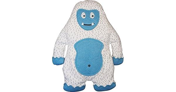 Amazon.com: GamaGo Huggable Yeti heatable de almohada ...