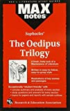 img - for Oedipus Trilogy, The (MAXNotes Literature Guides) by Lauren Kalmanson (1996-07-25) book / textbook / text book