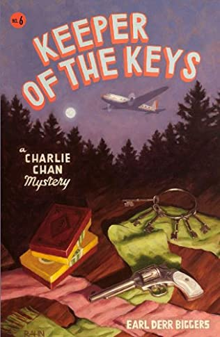 book cover of The Keeper of the Keys