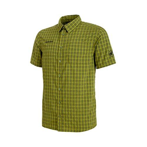 Mammut lenni Shirt Men; Shadow-Graphite; S