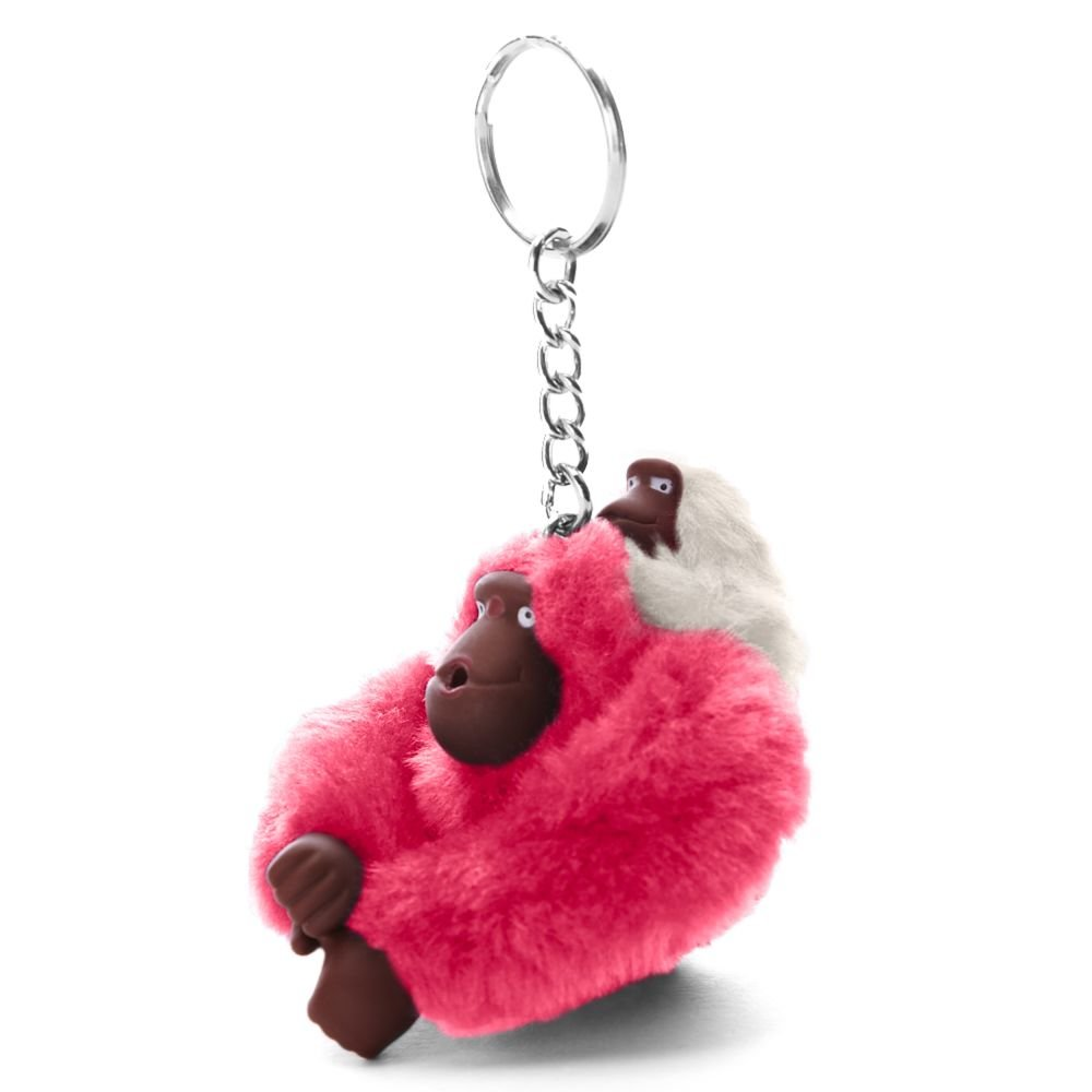 Push Pull Cables >> Galleon - Kipling Babymonkey, Vibrant Pink, One Size