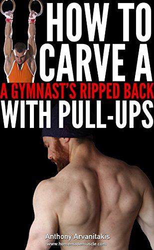 Carve Gymnasts Ripped Bodyweight Bodybuilding ebook product image