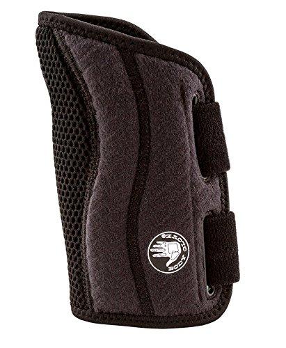 Body Glove Comfort Wrist Brace - Adjustable Carpal Tunnel Wrist Wrap - Breathable, Comfortable Wrist Brace Offers Tenosynovitis, Sprains, Injury, Post-Surgery, Chronic Wrist Pain Relief (Left) ()