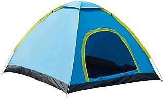 Tenda Esterna Automatica Doppia Porta Doppia Tenda da Campeggio 3-4 Persone Tenda da Campeggio,3~4people