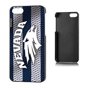 Nevada Wolf Pack iPhone 5/5S Slim Case NCAA