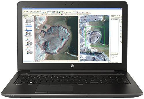 "HP V2W12UT#ABA Commercial Specialty Zbk3 15"" i7 6820 512GB 16GB W7 10 Laptop -  Hewlett-Packard"