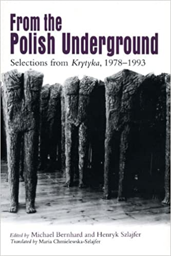 IPod-kirjat ladataan From the Polish Underground: Selections from Krytyka, 1978-1993 PDB