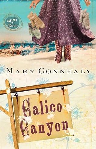 book cover of Calico Canyon