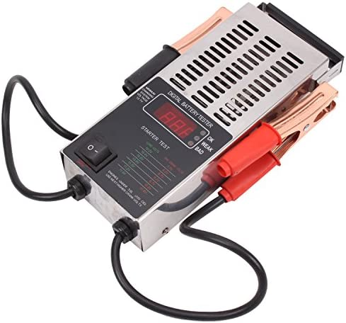 Cclife 12v Kfz Lcd Digitaler Batterietester Batterie Tester Batterieprüfer 100 Ampere Baumarkt