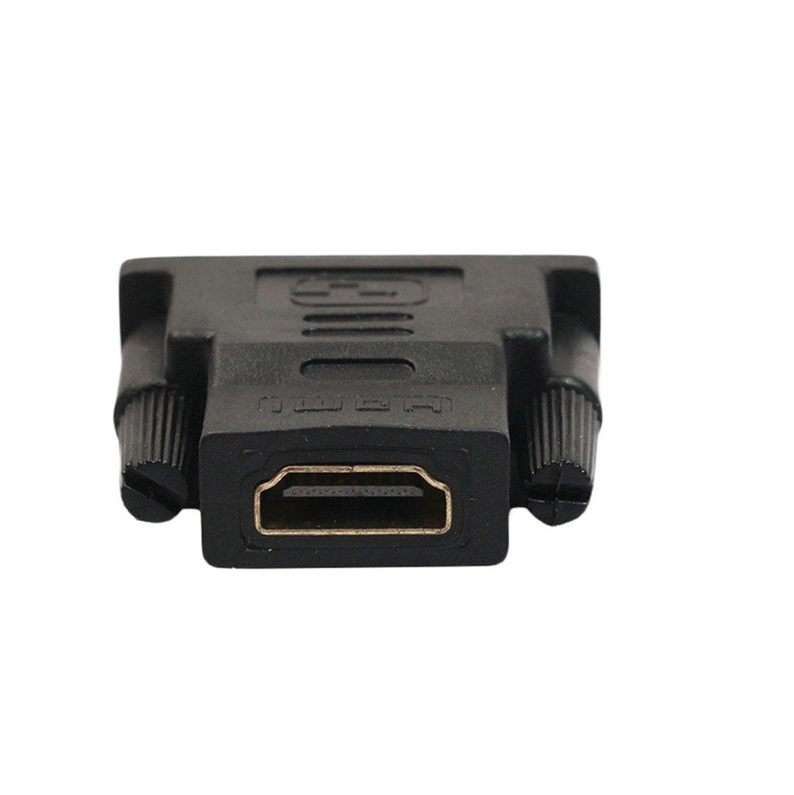 Sky & # x2605; & # x2605; geflochten HDMI + DVI: Amazon.de: Elektronik