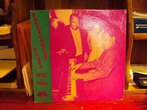 barrelhouse blues, 1927-1936 LP