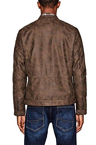 Marrón Brown 210 Hombre para Chaqueta Esprit qIwFAWtn