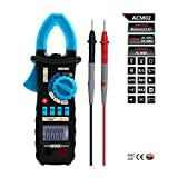 Bside ACM02 Professional Digital Clamp Meter Multimeter AC/DC Voltage AC Current 600A WithTemperature Frequency Capacitance Tester