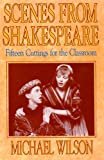 Scenes from Shakespeare, William Shakespeare, 0916260909