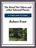 Front cover for the book Selected Poems by Robert Frost