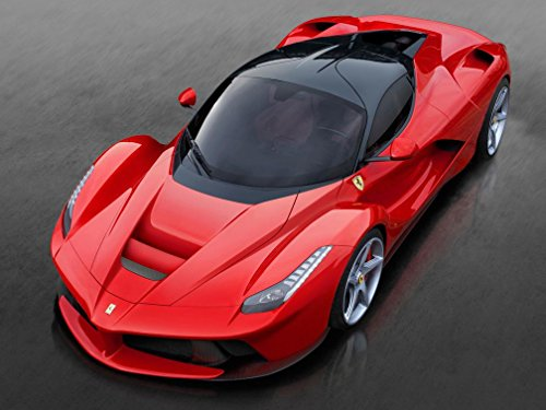 Ferrari Enzo Four (003 Ferrari ENZO 32x24 inch Silk Poster Aka Wallpaper Wall Decor By NeuHorris)
