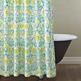 Company C Painted Medallions Shower Curtain, Lake