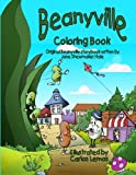 img - for Beanyville Coloring Book book / textbook / text book