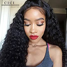 Dolago 250% Density Lace Front Human Hair Wigs for Black Women, Premium Brazilian Virgin Hair Lace Frontal Wigs Bleached…