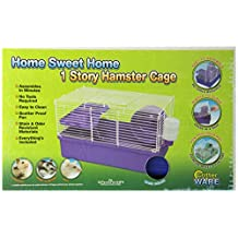 Ware Manufacturing Home Sweet Home 1 Story Hamster Cage