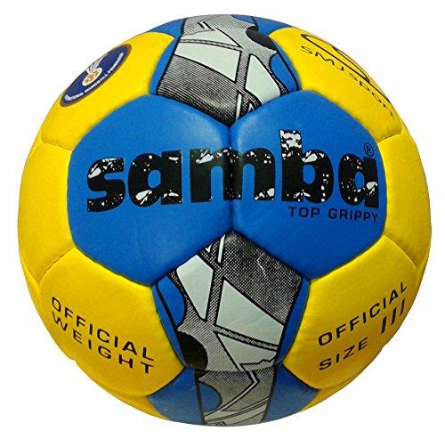 S.M.J. Sport 3Balonmano Samba Top Grippy Me.3IHF, 3