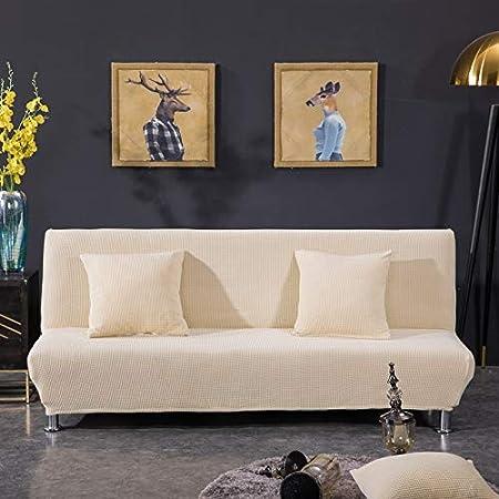 Sofá cama plegable simple de 155-185 cm, todo incluido, en color ...