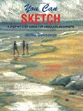 You Can Sketch, Jackie Simmonds, 0823059928