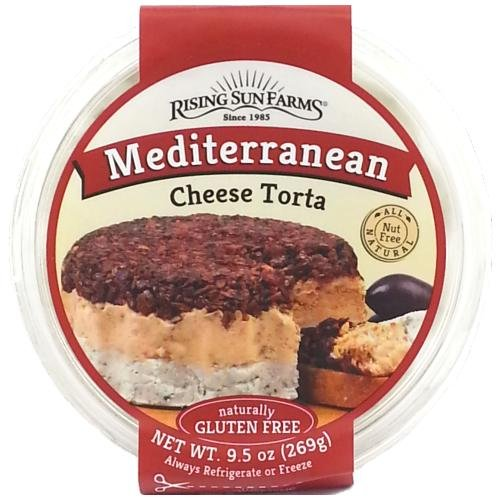 Mediterranean Cheese Torta (3 pack)