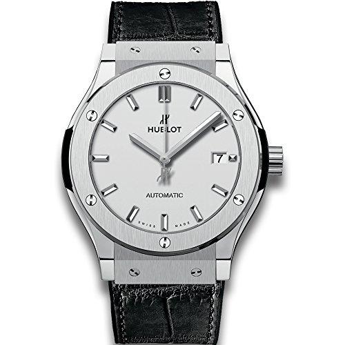 Hublot Classic Fusion Automatic Titanium Mens Watch 511.NX.2611.RX