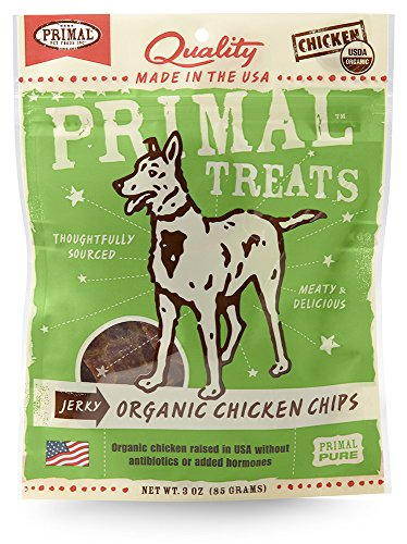 Primal Organic Chicken Chips (Monster Mouth)