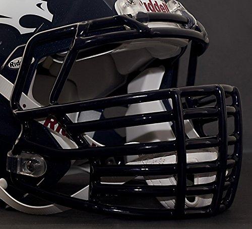Riddell Revolution SPEED S2BDC-HT-LW S-Bar Football Helmet Facemask BLACK