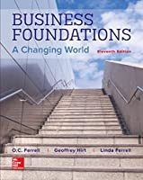Business Foundations: A Changing World, 11th Edition Front Cover