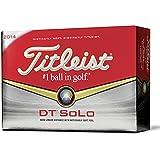 Titleist DT Solo Golf Balls (12-Pack)